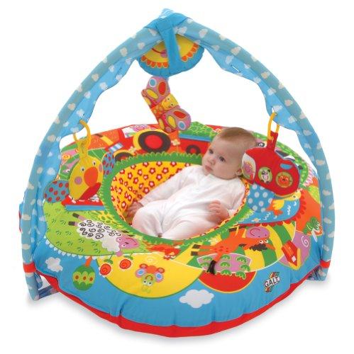 Galt Toys, Playnest & Gym - Farm (Triang) by Galt (Image #2)