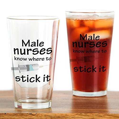 CafePress Nurses Where Stick Drinking