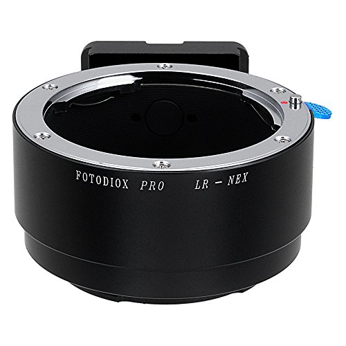 Fotodiox Pro Lens Mount Adapter Compatible with Leica R Lenses to Sony E-Mount Cameras (Leica R Lens)