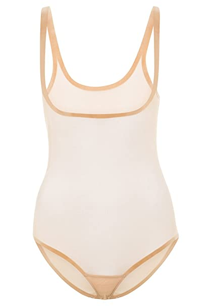 Wolford Tulle Forming Body - Mujer nude, 34