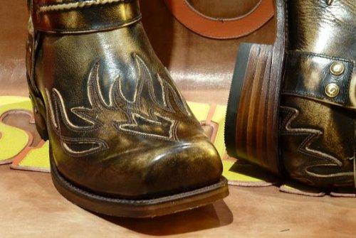 Sendra Boots 6341 braun