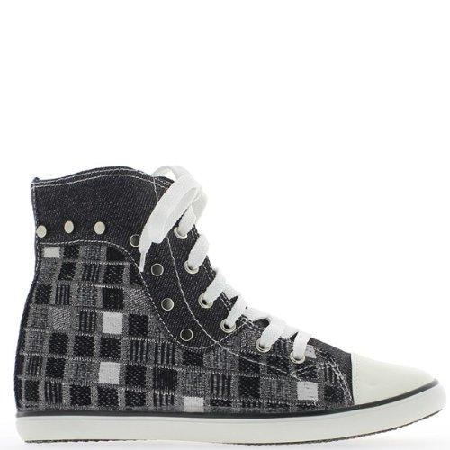 ChaussMoi - Zapatillas de lona para mujer