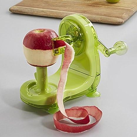 Starfrit 093013-006-0000 Pro-Apple Peeler and Slicer