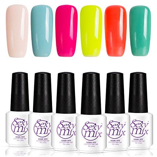 sexy-mix-uv-led-candy-gel-nail-polish-set-one-step-gel-summer-colors-7ml-004