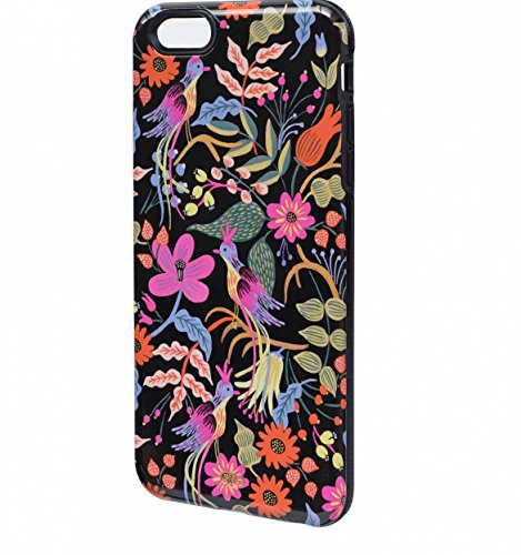 Folk Floral iPhone 6 PLUS Rubber Inlay Cell Phone Cover Rifle Paper Co.