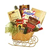 Dashing Through the Snow Holiday Gift Basket for the Whole Family