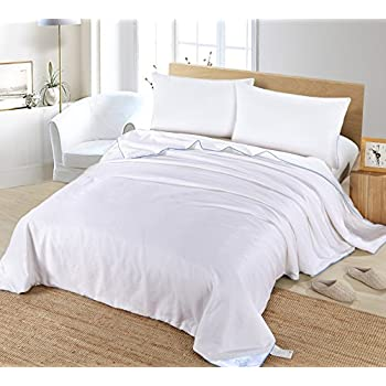 Silk Camel Luxury Allergy Free Comforter / Duvet Filling with 100% Natural long strand mulberry Silk for Summer / All Season - King Size