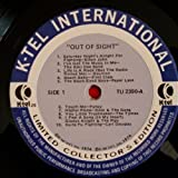 OUT OF SIGHT LP Vinyl VG+ Cover VG+ K Tel 1974 TU 2390 Elton John Kool & Gang