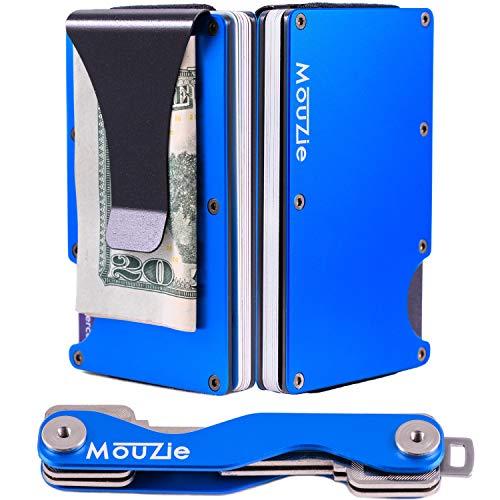 blue money clip - 3