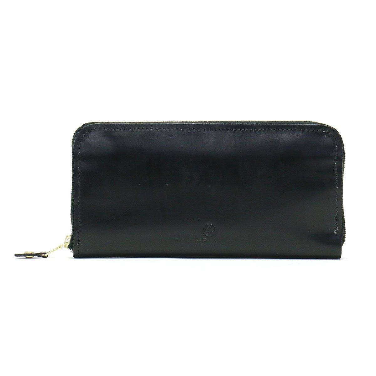 [グレンロイヤル] GLENROYAL 財布 長財布 ラウンドファスナー 03-6029 B06X6LW3KT  NEW_BLACK(ブラック)