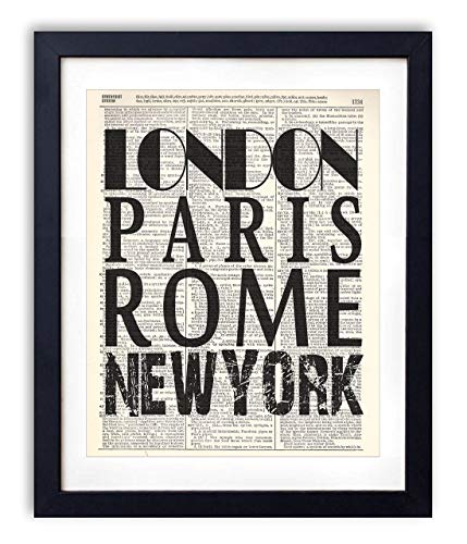 london paris new york decor - 8