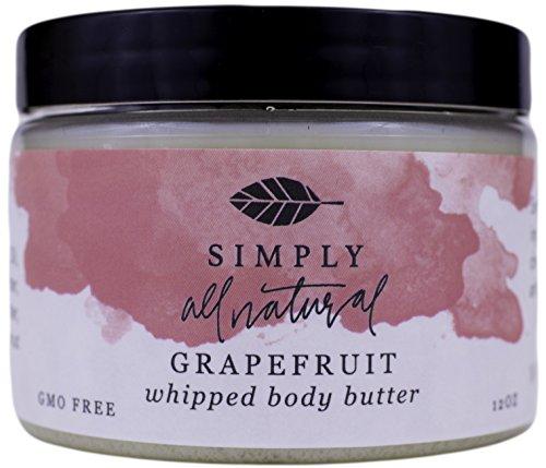 Grapefruit Whipped Body - Whipped Body Grapefruit