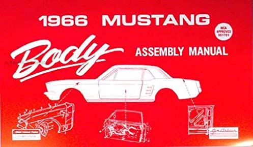 1966 mustang assembly manual browse manual guides u2022 rh trufflefries co