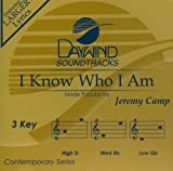 I Know Who I Am [Accompaniment/Performance