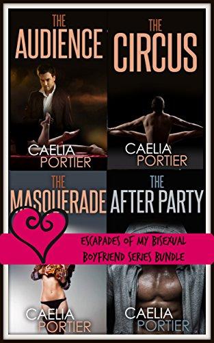 (Escapades of My Bisexual Boyfriend Series Bundle: Swingers Club Boxed Set)