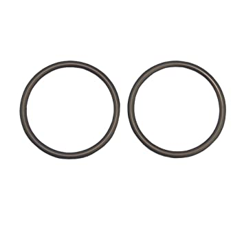 Silber Sling Rings 7,6 cm Aluminium-Ringe Sicherheits-gro/ße Aluminium-Babyschlinge f/ür Babytrage und Traget/ücher