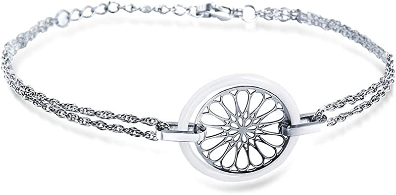 bracelet femme avec cercle