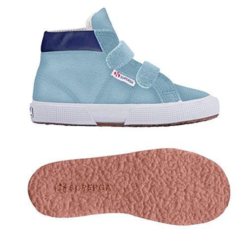 Le Superga - 2204-suvj - Bambini BLUE LT RELAX