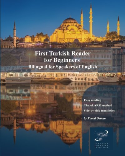 First Turkish Reader For Beginners  Bilingual For Speakers Of English  Graded Turkish Readers Band 1