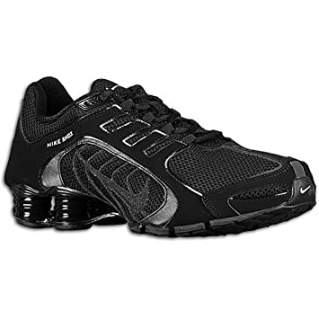 best service bfa4c 76627 Nike Shox Navina Black Sparkles Running Women s Shoes (6.5), Sports    Outdoors - Amazon Canada