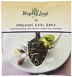 Mighty Leaf Organic Earl Grey Tea, 100 Tea Pouches