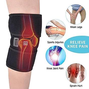 261eaab4eb DEAR Knee Heating Wrap, Knee Support for Arthritis, Heated Knee Brace Wrap