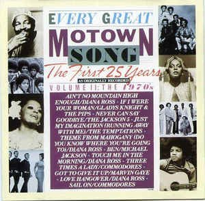 Michael Jackson - Every Great Motown Song The First 25 Years Vol. Ii The 1970
