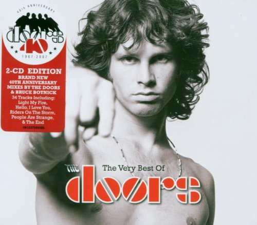 CD : The Doors - Very Best of Doors (40th Anniversary) (Italy - Import, 2 Disc)