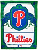 MLB Philadelphia Phillies 27-by-37 Inch Vertical Flag - Shamrock