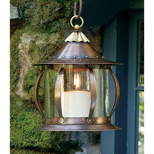 H Potter San Simeon Decorative Candle Lantern big image