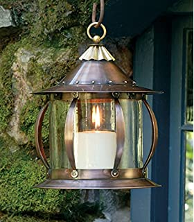 H Potter San Simeon Decorative Candle Lantern Holder Table Top Patio Outdoor  Indoor