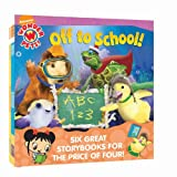 Nick 8x8 Value Pack #4: Baby Bird Rescue; Baby Beaver Rescue; Off to School; Save the Bengal Tiger; Listen with Kai-lan; Meet Kai-lan! (Nickelodeon Wonder Pets!)