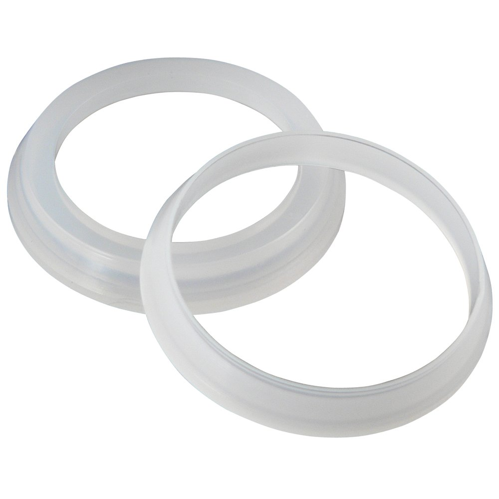 1-1//4 In Id X 1-1//2 In Od Keeney Manufacturing PP209266 Plumb Pak Reducing Slip Joint Washer Polyethylene 1-1//2 x 1-1//4 White Polyethylene 1-1//2 x 1-1//4 White
