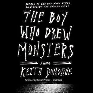 The Boy Who Drew Monsters Hörbuch