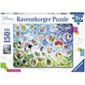 150-Piece Ravensburger 10053 Disney Pixar Bubbles