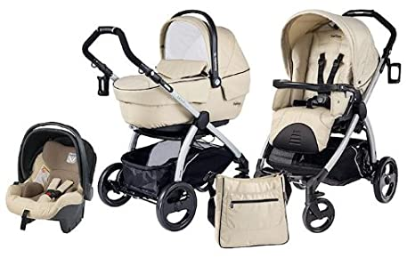 Peg Perego Trio System Book Plus Sportivo Perla 2014: Amazon ...