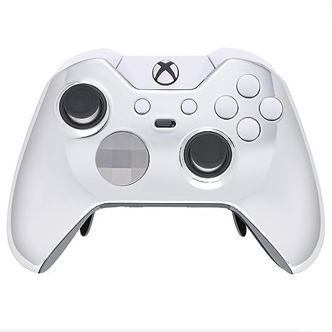 Elite Controller - Polar Chrome Silver - Xbox One [Importación ...