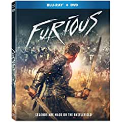 Historical Action Epic, FURIOUS Debuts on Digital, Blu-ray and DVD June 19 from Well Go USA