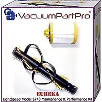 Eureka LightSpeed Model 5740 Maintenance and Performance Kit