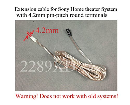 Sony Home Cinema Speaker Cable Extension: 12ft speaker extension cable/wire/cord for Sony Home Theater rh:importitall.co.za,Design