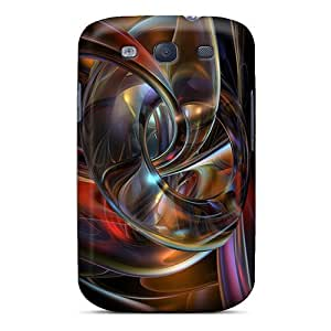 First-class Cases Covers For Galaxy S3 Dual Protection Covers 3d Design
