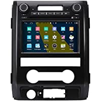Koolertron 8 inch HD Android 4.4.4 Car DVD Player GPS Navigation Stereo For 2010 2011 2012 Ford F150