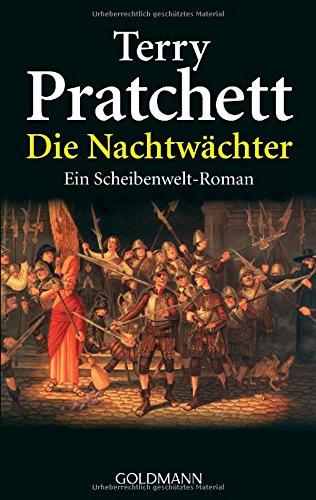 Die Nachtwächter. Ein Scheibenwelt-Roman Taschenbuch – 1. Mai 2005 Terry Pratchett Andreas Brandhorst Goldmann 3442459419