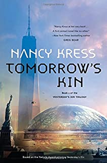 Book Cover: Tomorrow's Kin: Book 1 of the Yesterday's Kin Trilogy