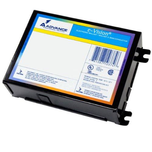 Advance e-Vision IMH-100-A-BLS-ID - 100 Watt - Pulse Start - Metal Halide Ballast - 120/277 Volt - ANSI M90/M140 - Power Factor 90% - Max. Temp. Rating 194 Deg. F by Advance