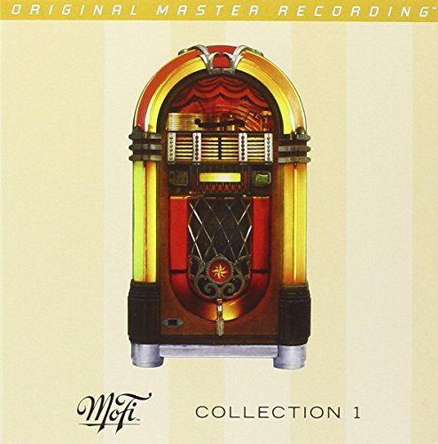 Mobile Fidelity Collection Vol.1 (Gold Cd/Limited/Numbered)