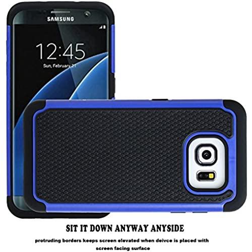 Galaxy S8 Plus Case,ANLI(TM)[Shock Absorption] Drop Protection Hybrid Dual Layer Armor Defender Protective Case Cover for Samsung Galaxy Sales