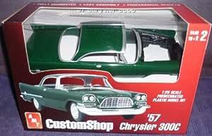Amt ProShop 1957 CHRYSLER 300C 1/25 Prepainted Model Kit