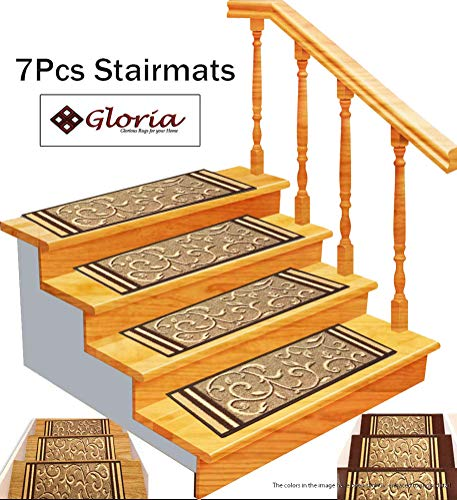 - Stair Treads Non Slip - Outdoor Skid Resistant Stair Tread (8.5