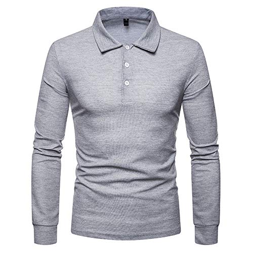 - Blouse Polo Shirt Clearance AfterSo Men Casual Button Tops Sweatshirt Sweaters